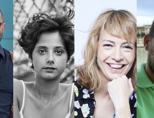 Sergio Morante, Alejandra Sabá e Isabel Durán, jurado profesional del Festival de Series LGTB+, Temporada Queer