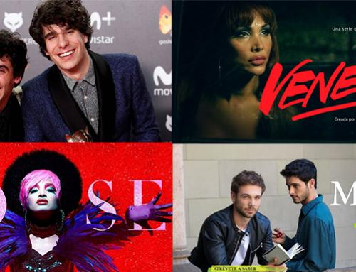 'Veneno' arrasa en Temporada Queer
